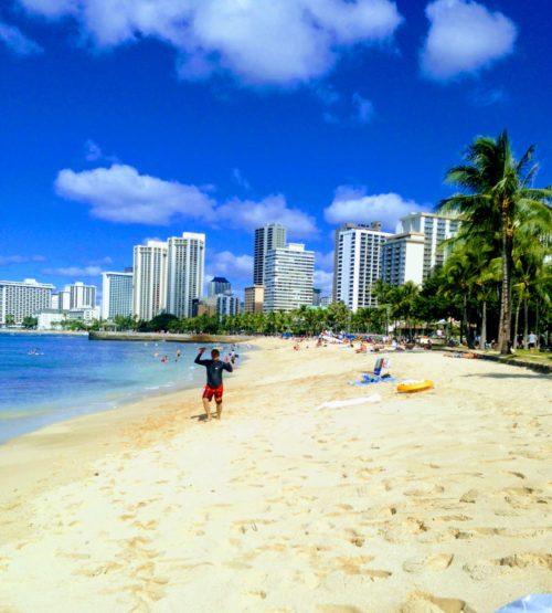 ハワイ旅行 気をつけること スリ