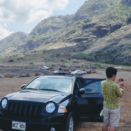 サウスポイント オアフ島 ハワイ 日本人