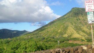 ハワイで一押しのアクティブ登山はココヘッド!ワイキキから自転車でも行けるよ!