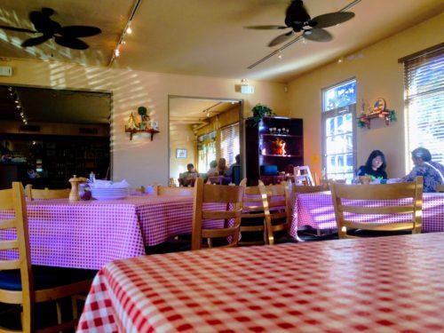 ハッピーバレーピザ&パスタ ハワイ レストラン