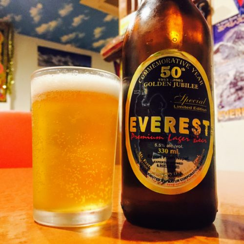アルシー インド料理 江端町 ネパール エベレストビール